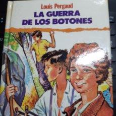 Libros: LA GUERRA DE LOS BOTONES LOUIS PERGAUD. Lote 188773683