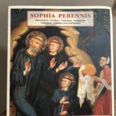 Libros: SOPHIA PERENNIS 7. Lote 189585303