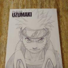 Libros: NARUTO - UZUMAKI BY MASASHI KISHIMOTO. Lote 189993435