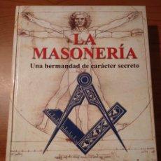 Libros: LA MASONERÍA. MIGUEL MARTÍN-ALBO, ED LIBSA. Lote 190083915