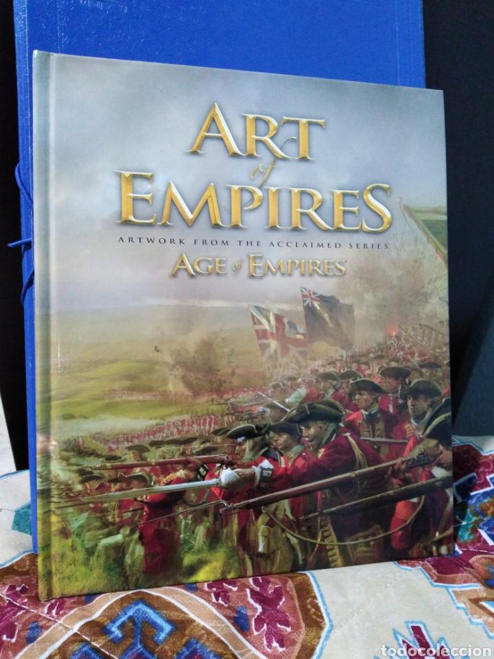 ART OF EMPIRE ( LIBRO ) (Libros nuevos sin clasificar)