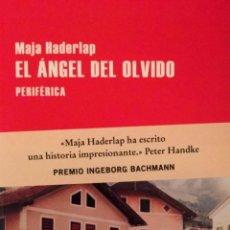 Libros: EL ÁNGEL DEL OLVIDO. MAJA HADERLAP.. Lote 190783231