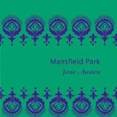 Libros: MANSFIELD PARK JANE AUSTEN ALBA, 2011 GASTOS DE ENVIO GRATIS. Lote 190898931