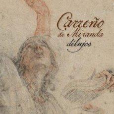 Libros: CARREÑO DE MIRANDA. DIBUJOS CRISTINA AGÜERO CARNERERO (DIR.) GASTOS DE. Lote 191862336