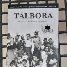 Libros: LIBRO TÁLBORA (ART. NUEVO). Lote 192956911