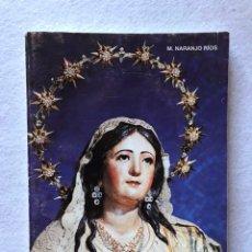 """Libros: SEVILLA. LIBRO """"LA ASUNCIÓN DE CANTILLANA"""" M. NARANJO RÍOS. MUY ESCASO.. Lote 193993403"""