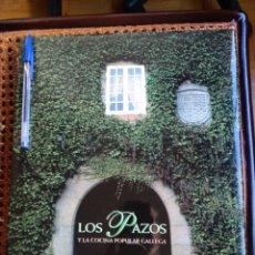 Libros: LIBRO LOS PAZOS Y LA COCINA POPULAR GALLEGA. Lote 194752048