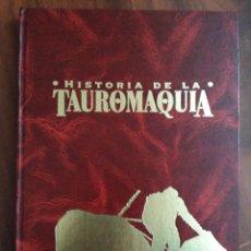 Libros: HISTORIA DE LA TAUROMAQUIA ( METRO VIDEO Y RTVE ). Lote 195149508