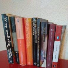 Libros: LOTE DE LIBROS. Lote 195536128