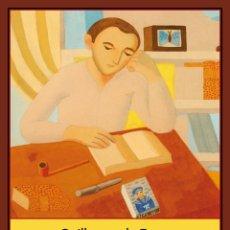 Libros: TAN PRONTO AYER. GUILLERMO DE TORRE. Lote 208771206