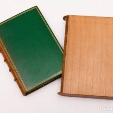 Libros: BRUGALLA - ENCADERNACIÓN - LA LLUNA NOVA DE TAGORE. Lote 196168557