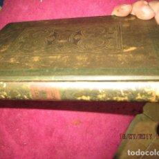 Libros: LIBRO MANUSCRITO DE RECETAS APUNTES ARTE DE COCINA REPOSTERIA PASELERIA Y REMEDIOS FASCIMIL. Lote 196759285