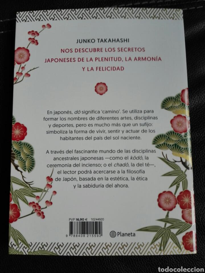 Libros: Do. El camino japonés de la felicidad Junko Takahashi. Libro nuevo. - Foto 2 - 198139786