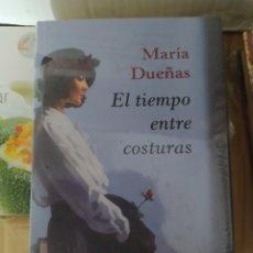 Livros: LIBRO TAPA DURA PRECINTADO EL TIEMPO ENTRE COSTURAS MARÍA DUEÑAS CAJA 2. Lote 198627667