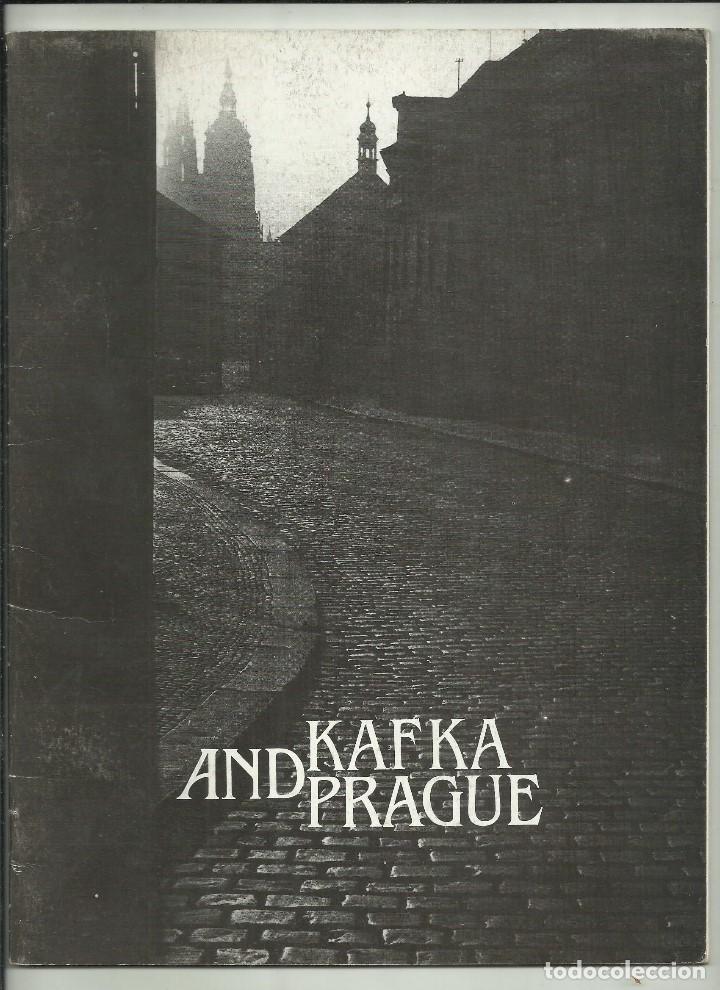 KAFKA AND PRAGUE (Libros nuevos sin clasificar)