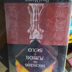 Libros: LIBRO PRECINTADO HECHIZOS DE AMOR Y SEXO A ESTRENAR CAJA 5. Lote 198817870