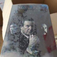 Libros: 2 LIBROS PRECINTADOS MARIO PUZO EL ÚLTIMO DON Y EL SICILIANO CAJA 5. Lote 198818195
