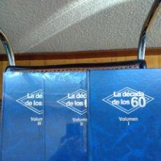 Libros: LA DÉCADA DE LOS 60 HISTORIA DE LA MÚSICA. Lote 199129998