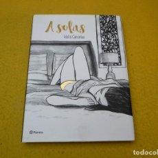 Libros: LIBRO - COMIC A SOLAS - IDALIA CANDELAS - EDITORIAL PLANETA - 2016 - TAPA DURA. Lote 199136036