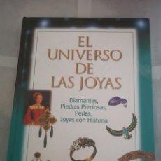 Libros: EL UNIVERSO DE LAS JOYAS. Lote 199159373