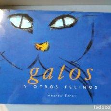 Libros: GATOS Y OTROS FELINOS. Lote 199656133