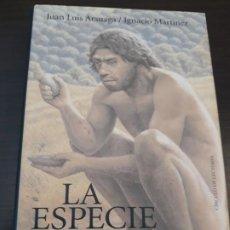 Libros: LA ESPECIE ELEGIDA . Lote 199728821