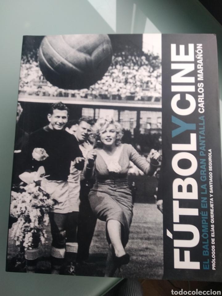 CARLOS MARAÑÓN - FÚTBOL Y CINE (NUEVO) (Libros nuevos sin clasificar)
