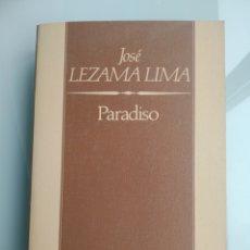 Libros: PARADISO - LEZAMA LIMA (NUEVO). Lote 199899326