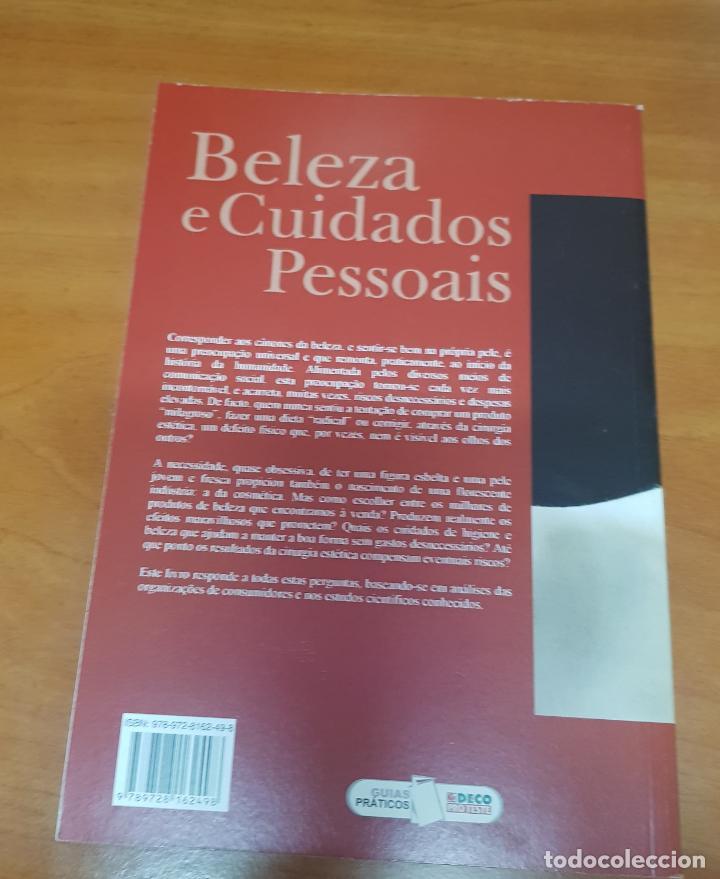 Libros: Libro Belleza y Cuidados Personal en Portugues - Foto 2 - 200394187