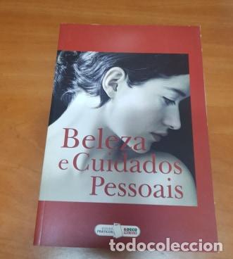 LIBRO BELLEZA Y CUIDADOS PERSONAL EN PORTUGUES (Libros nuevos sin clasificar)
