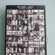 Libros: MAX BROD - KAFKA (2º EDICIÓN) COMO NUEVO. Lote 200809027