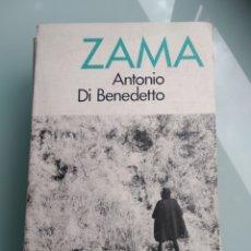 Libros: ZAMA - ANTONIO DI BENEDETTO (PLANETA). Lote 200820125