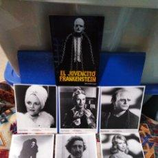 Libros: EL JOVEN FRANKENSTEIN ( LIBRO + 6 FOTOS ). Lote 200893351