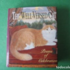 Libros: THE WELL VERSED CAT. Lote 201322067