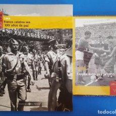Libros: LIBRO+DVD / EL FRANQUISMO AÑO A AÑO Nº 24 1964. Lote 201936950
