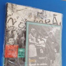 Libros: LIBRO+DVD / EL FRANQUISMO AÑO A AÑO Nº 23 1963. Lote 201936977