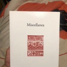 Libros: MISCELANEA/ MISCELLANEOUS / MELANGES - RENE GUENON. Lote 202272703