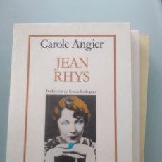 Libros: JEAN RHYS - CAROLE ANGIER (NUEVO). Lote 202334641