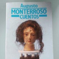 Libros: AUGUSTO MONTERROSO - CUENTOS (NUEVO). Lote 202348773
