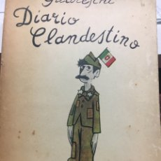 Libros: DIARIO CLANDESTINO (GUARESCHI). Lote 202929612
