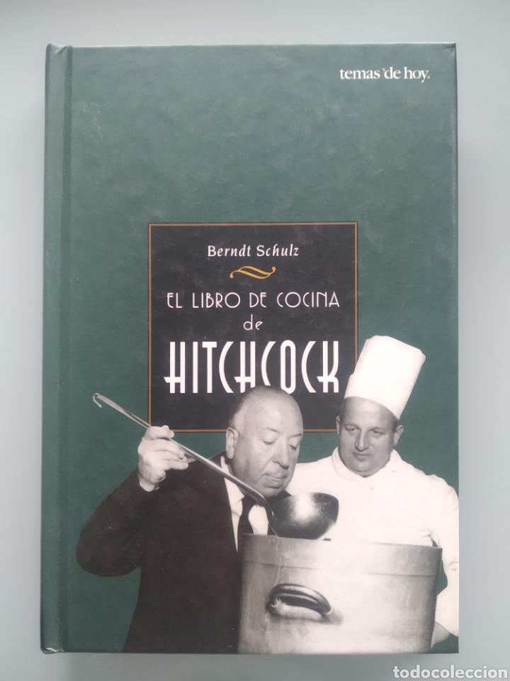 EL LIBRO DE COCINA DE HITCHCOCK - BERNDT SCHULZ (NUEVO) (Libros nuevos sin clasificar)
