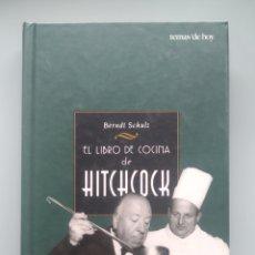 Libros: EL LIBRO DE COCINA DE HITCHCOCK - BERNDT SCHULZ (NUEVO). Lote 202942850