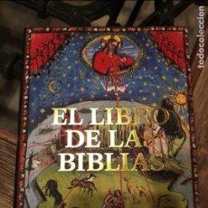 Livres: EL LIBRO DE LAS BIBLIAS. Lote 203243475