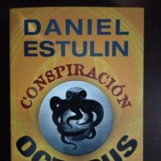 Libros: CONSPIRACION OCTOPUS. DANIEL STULIN. ENVIO CERTIFICADO INCLUIDO. Lote 203389895