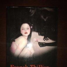 Libros: EL SINDROME E. FRANCK THILLIEZ. GASTOS DE ENVIO INCLUIDOS. Lote 203391557