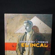 Libros: JODOROWKY- ALEJANDRO MOEBIUS, EL INCAL. Lote 203827356
