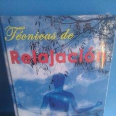 Libros: TECNICAS DE RELAJACION. LIBRO MAS DVD Y COMPACT DISC.( PRECINTADO). Lote 204256207