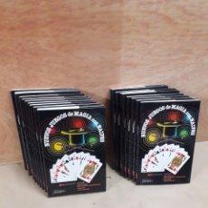 Libros: LOTE DE 20 LIBROS DE NUEVOS JUEGOS DE MAGIA FOURNIER. Lote 204460630
