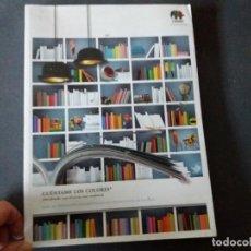 Libros: REVISTA TOMO DE PROFESIONAL DEL PINTOR DE COMBINACIONES DE COLORES. Lote 205253020