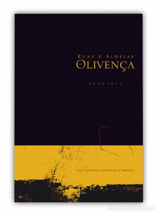 """LIBRO SOBRE OLIVENZA / OLIVENÇA TITULADO """"RUAS E ALDEIAS DE OLIVENÇA"""" FOTOGRAFÍA. PORTUGAL. ARTE. (Libros nuevos sin clasificar)"""
